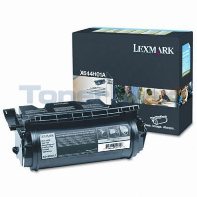 LEXMARK X644E RP PRINT CTG FOR LABEL APPS 21K